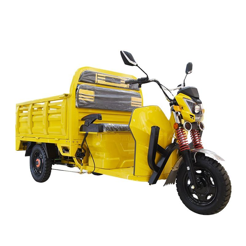 2021 New products Climb Mountain Tries Electric Tricycle Factory Sales Cheap 60/72 V1200W Electric tricycle made in china