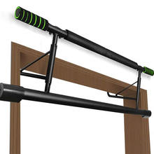 Doorway Pull up bar  Multi-functional Fitness Equipment on The Door Horizontal bar Indoor Home Chin Up Device and Portable Gy
