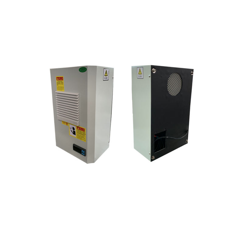 300W side mounted R134A small size industrial panel cabinet air conditioner air cooler for CNC machine