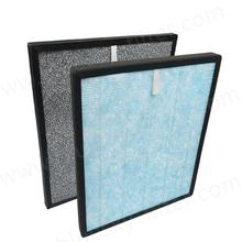 Replacement Activated Carbon Filter and True HEPA Filter for Hathaspace HSP001 Smart True Air Purifiers