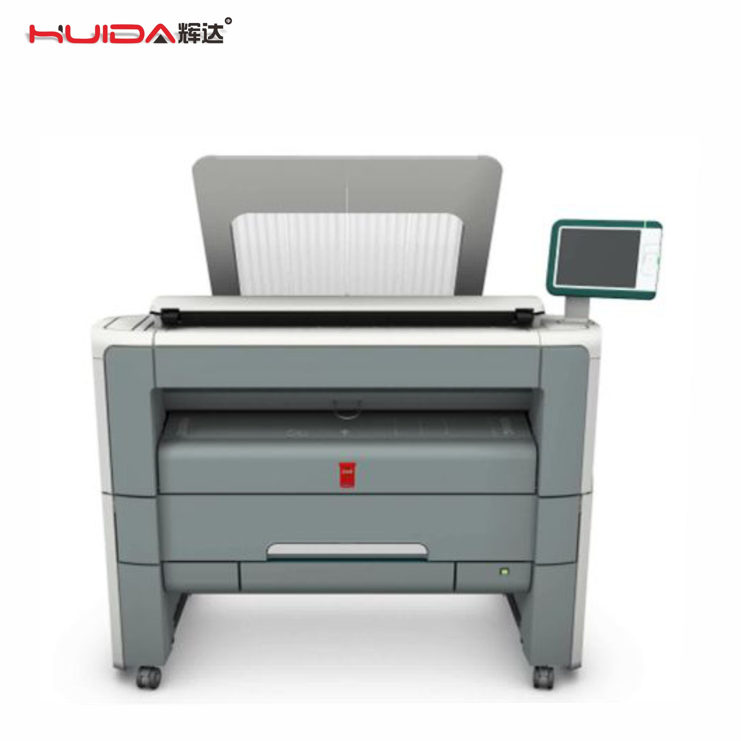Copying print color and scan integrated remanufacturing photocopier for oce plotwave 360