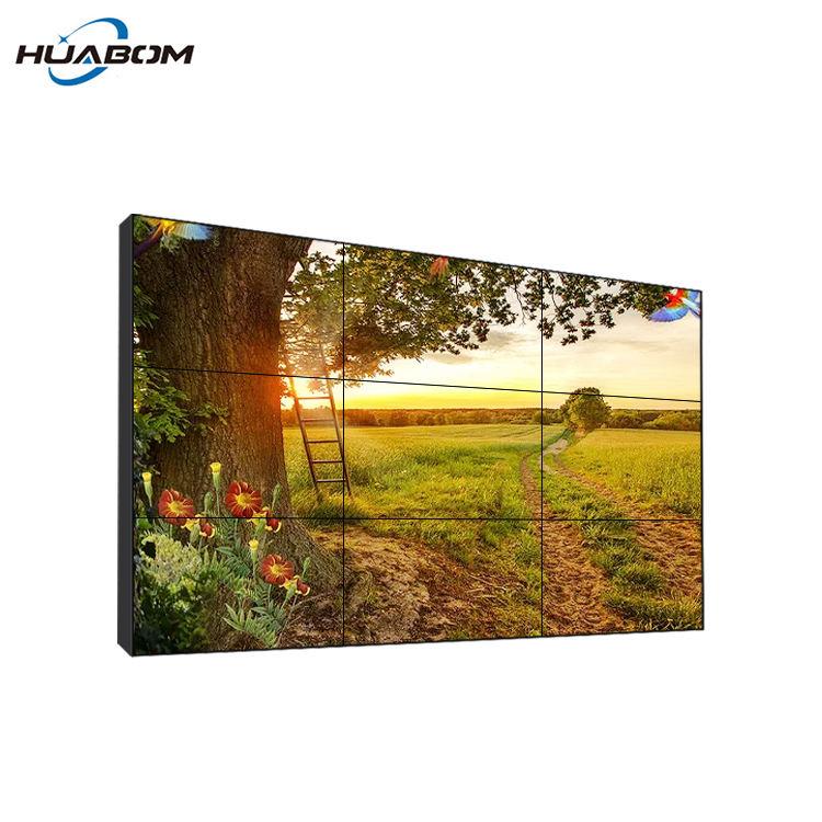 High Performance 46 inch Ultra-Thin Monitor tv 3x3 Lcd Video Wall