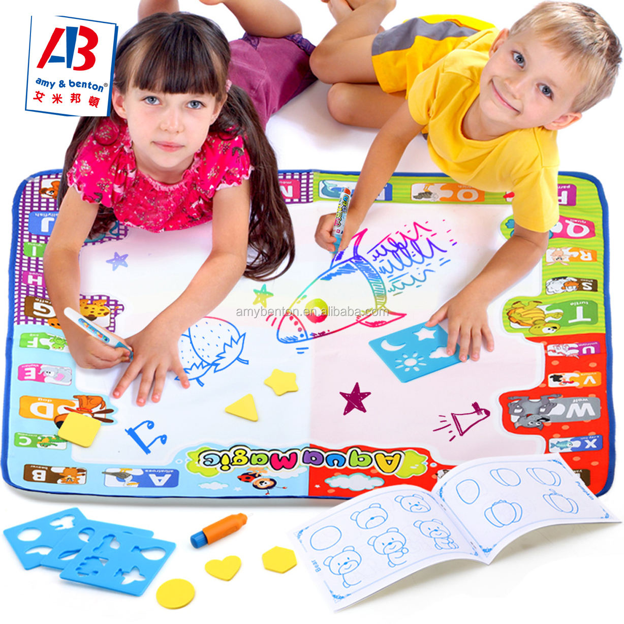 Large Size Kids Aqua Magic Water Drawing Mat