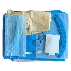 Mummy maternity diaper bag kit sterile disposable bag set