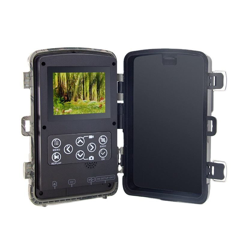 20MP 1080P Wildlife Trail Camera Photo Trap Infrared Hunting Cameras HC802A Wildlife Wireless Surveillance