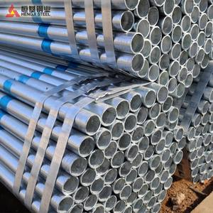 High quality ASTM BS Pre Galvanized Pipe price Hot Dip Galvanized Steel Pipe