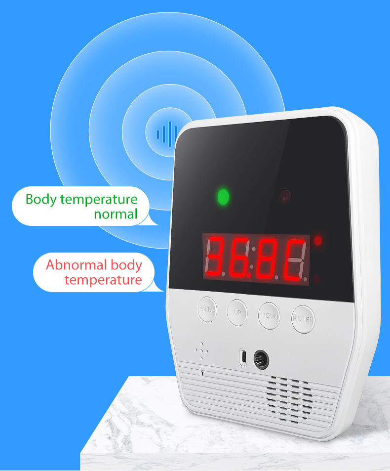 Human Body Temperature Measuring Fever Screening System For Temperature Measurement And Fever Scan