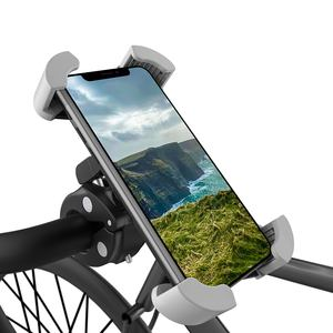 Taiworld 2020 New Trending Universal Cell Phone Bike Mount Phone Holder Bicycle Stand for 4