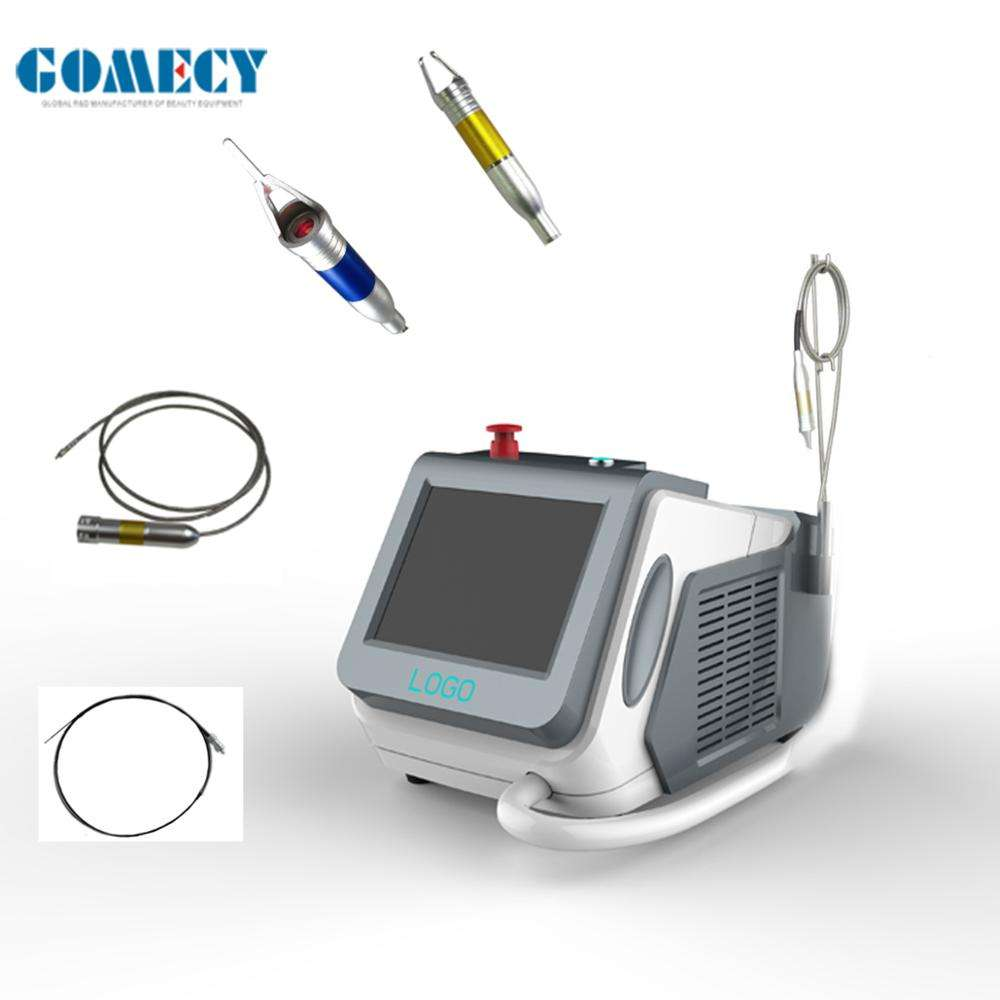 factory price laser therapy machine 980nm wavelength vascular treatment remove spider veins nail fungus therapy