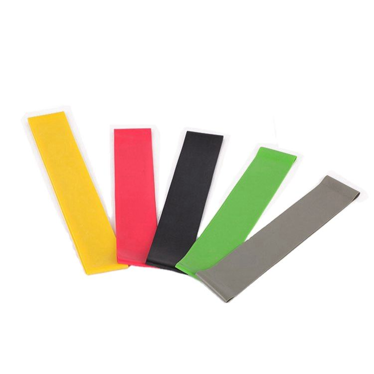 High Quality Emulsion loop resistance bands and Gliding Discs Core Sliders yoga belts