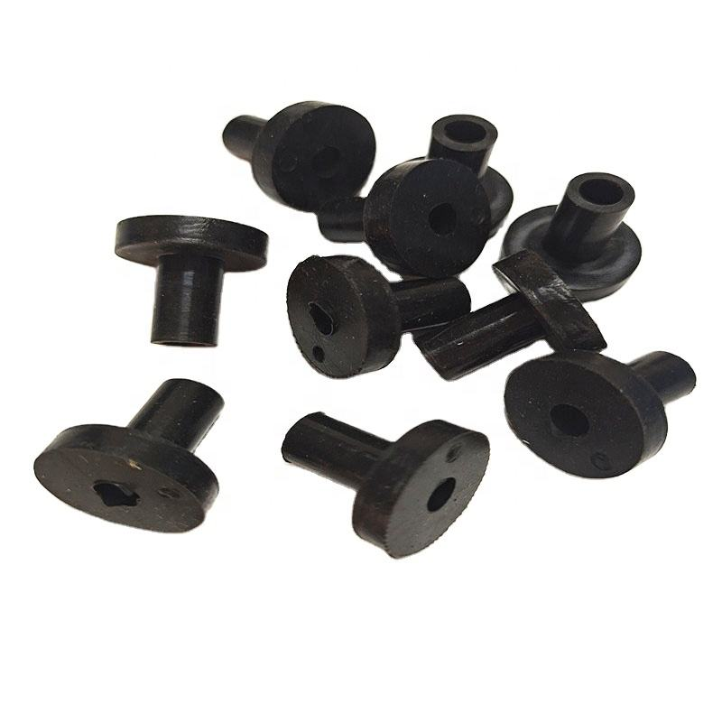 Staub-proof 5mm <span class=keywords><strong>EPDM</strong></span> Gummi Stopper/Stecker