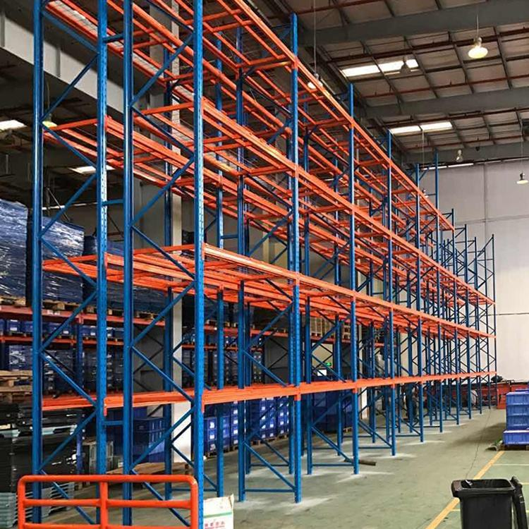 CE certificated industrial storage rack heavy weight pallet rack