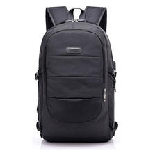 new anti theft scooter backpack with password lock and USB charger unisex college school bagpack