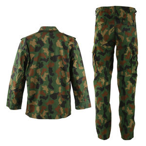 UNS Armee Woodland Camouflage Military Uniform