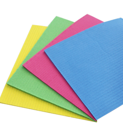 Professional Manufacturer Cheap Cloth-pure Color Dishcloth Cellulose Sponge Cloth