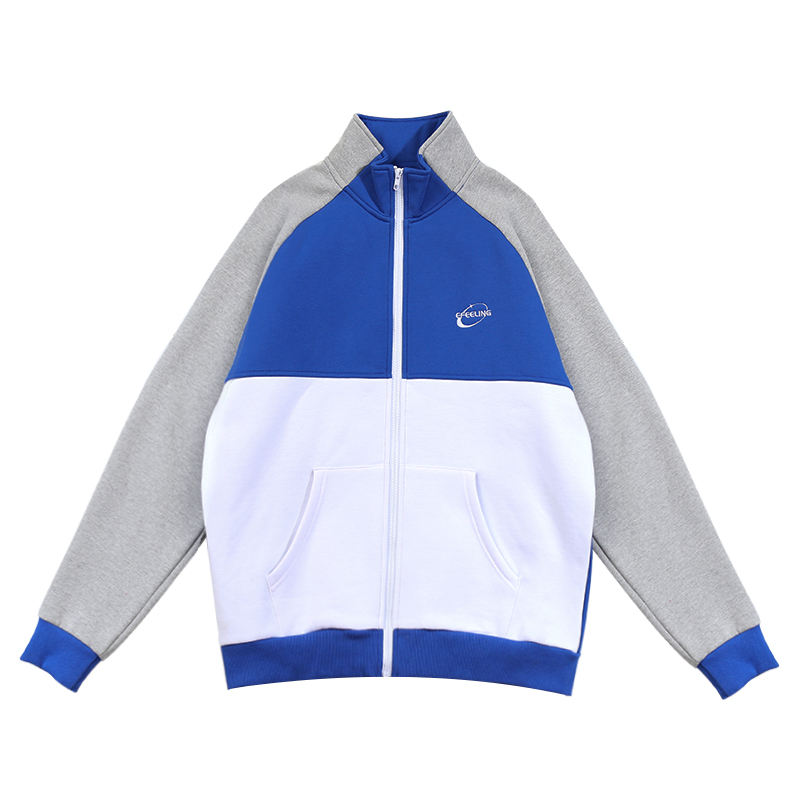 New Fashion Men's Jackets Wholesale Custom Plus Size Jackets With Your Logo