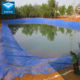 China blue pond liner thickness hdpe pond liner for swimming pool