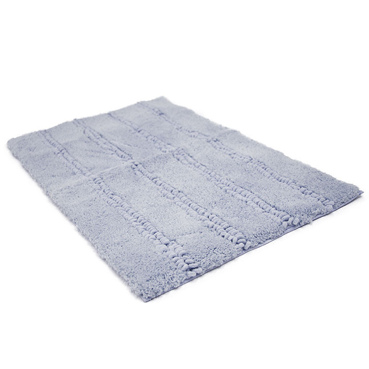 Extra Soft Shaggy Anti Slip Floor Rug Fast Dry Super Water Absorbent Bath Mats Set
