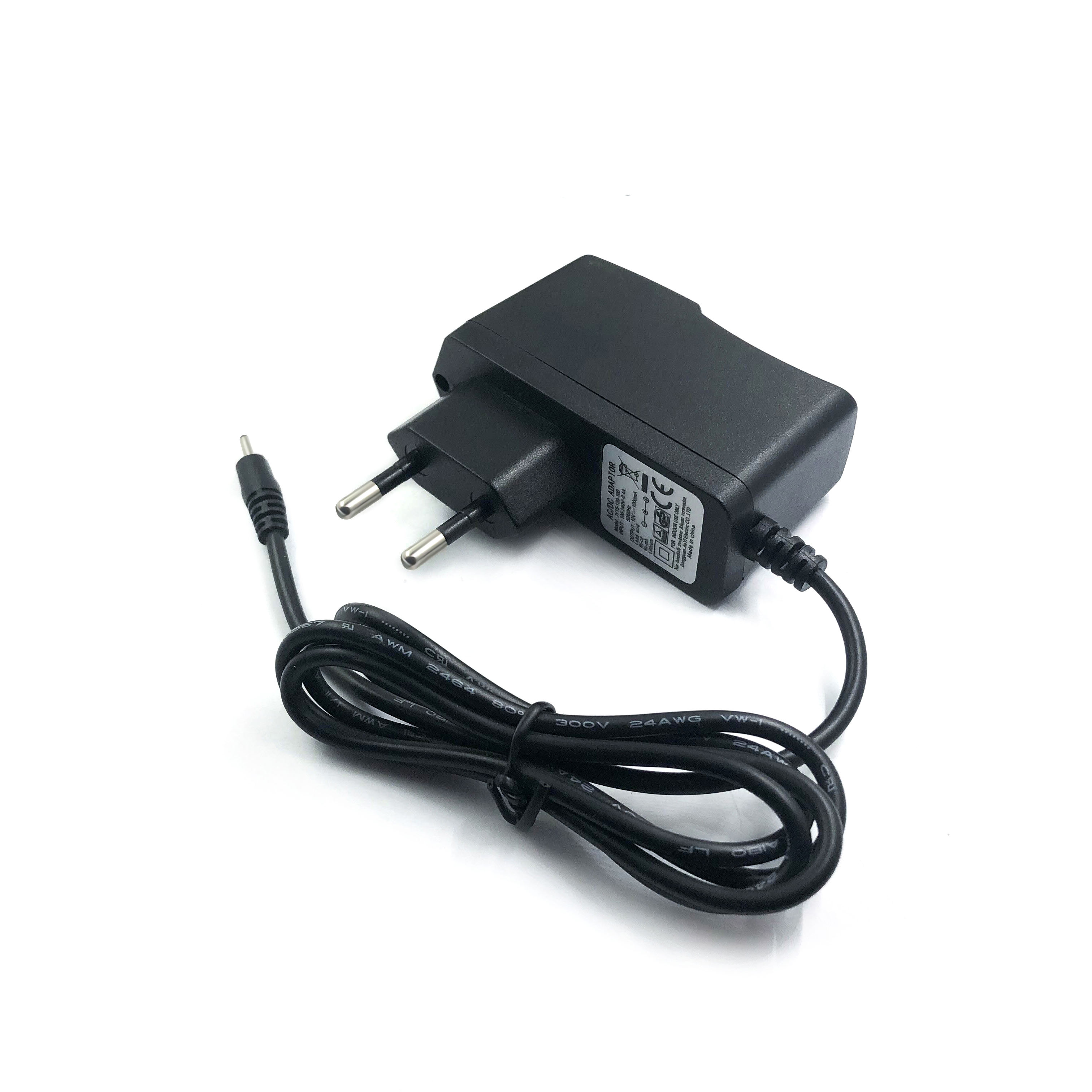 Power Supply Cord HQRP AC Adapter for D-Link DWL-2100AP DWL-7100AP DWL-G700AP DWL-G730AP Access Point DIR-100 DIR-130 Router Euro Plug Adapter