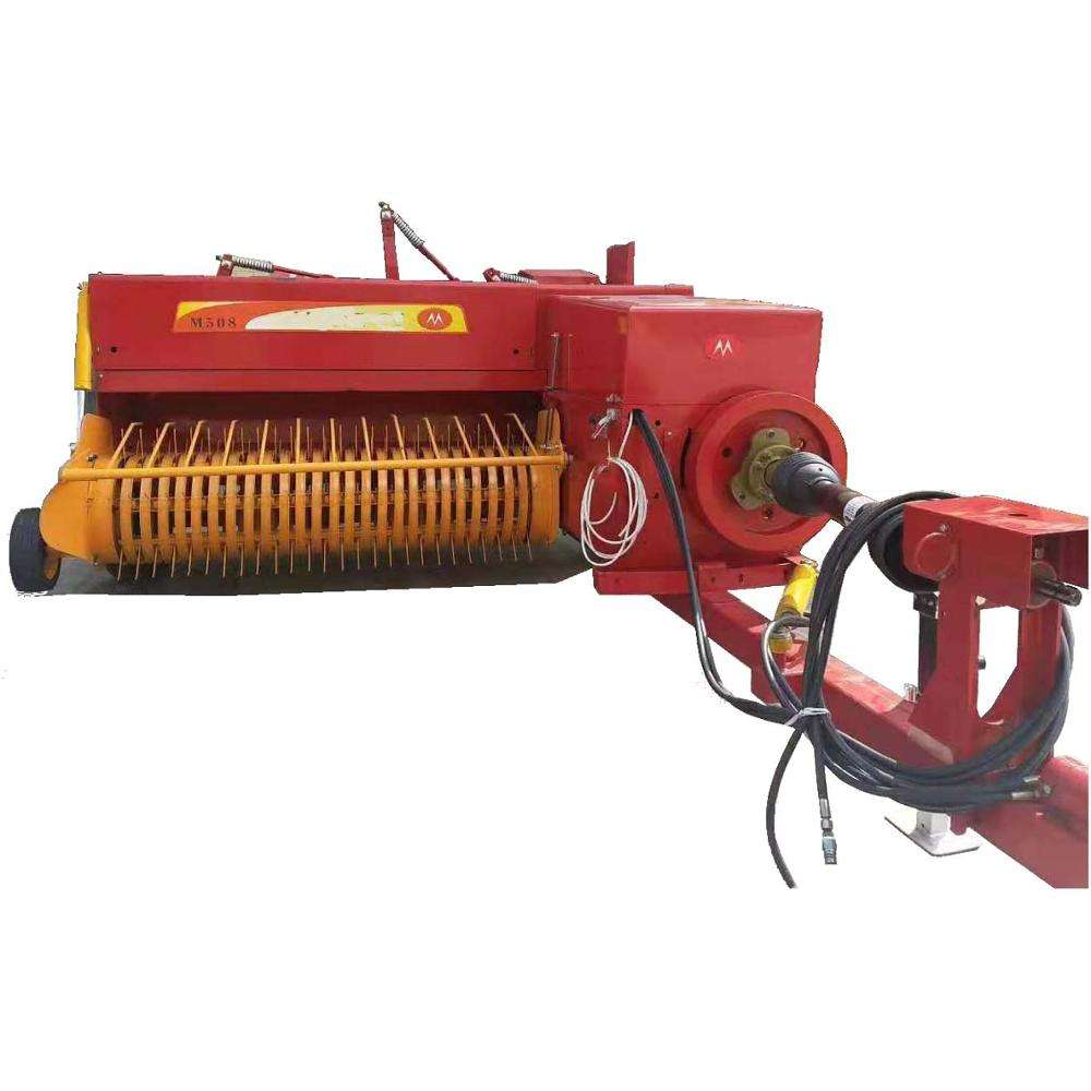 High working speed 5070 square baler square hay baler