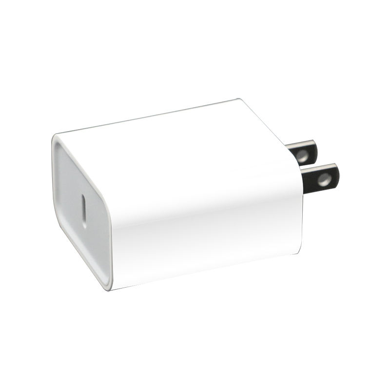CE ROHS U-L FCC Automatische Ac Dc Power Adapter QC 3.0 Snelle Lading type-c usb-c 18w type c usb pd charger