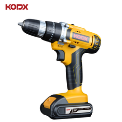 KODX Electric Screwdriver Lithium Battery Cordless Drill Rechargeable Household DIY Power Tools
