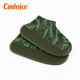 Silicone Reusable Waterproof Camouflage Cycling Golf Overshoes Lightweight Rainwear Gear