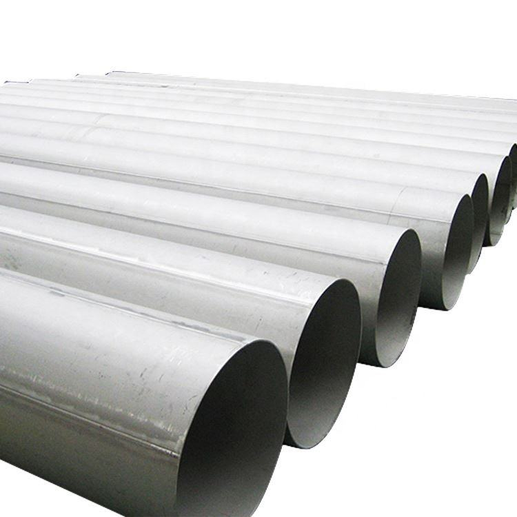 DIN Standard Welded 316 Stainless Steel Pipe Price List