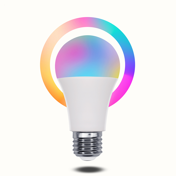 Groothandel Smart Light Rgb + Cct Verstelbare 2000K 5000K E26 A19 High Power Afstandsbediening <span class=keywords><strong>Dimbare</strong></span> Led Lamp