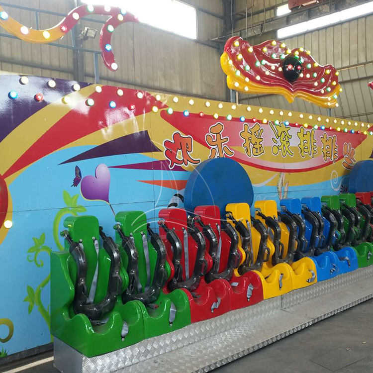 Customize running height miami rides amusement park body rock rides on sale