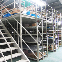 mecalux Picking Metal Point shelving boltless system for warehouse storage