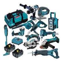 Quality Makitas XT1500 18-Volt LXT Lithium-Ion Cordless 15-Piece Combo Kit drill Low Cost