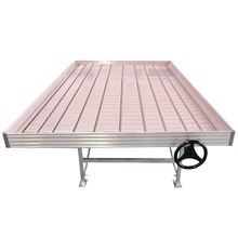 Ali baba top products greenhouse system garden flood table water collection tray and table suppliers