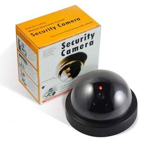 Dummy Fake Security CCTV Dome Camera Dummy CCTV Security Camera