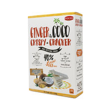 12 Pack / 5.64 Ounce Pocas Crispy Crackers