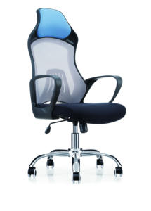 SL-RC01 guangdong ergonomic computer office chair with 40 density high elastic sponge