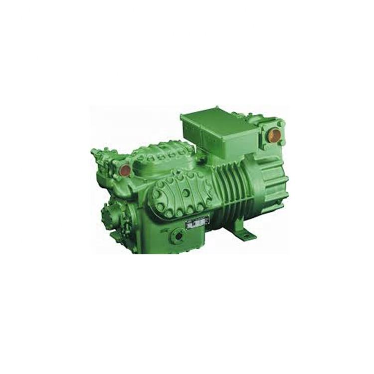 China bitzer semi hermetic reciprocating intermediate temperature refrigeration compressor With 6G-30.2
