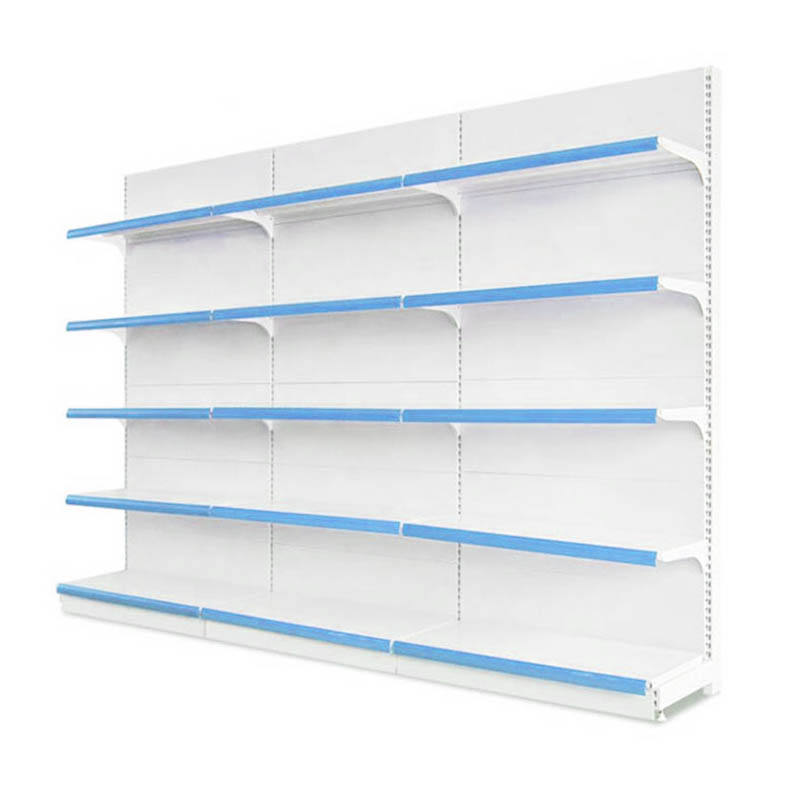 Fashionable Grocery store shelves gondola shelving unit for Supermarket display