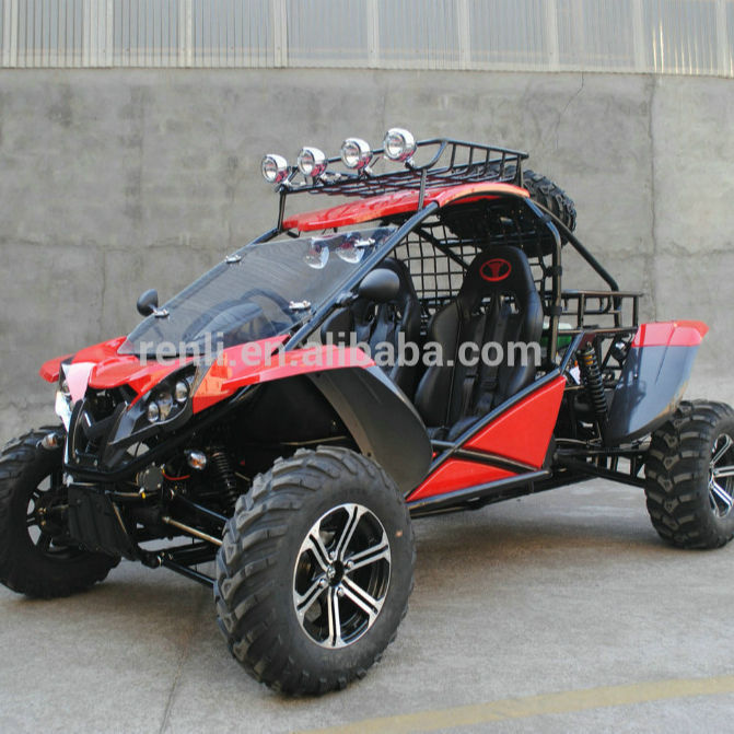 Renli 1100cc 4x4 pedal go kart car for adults