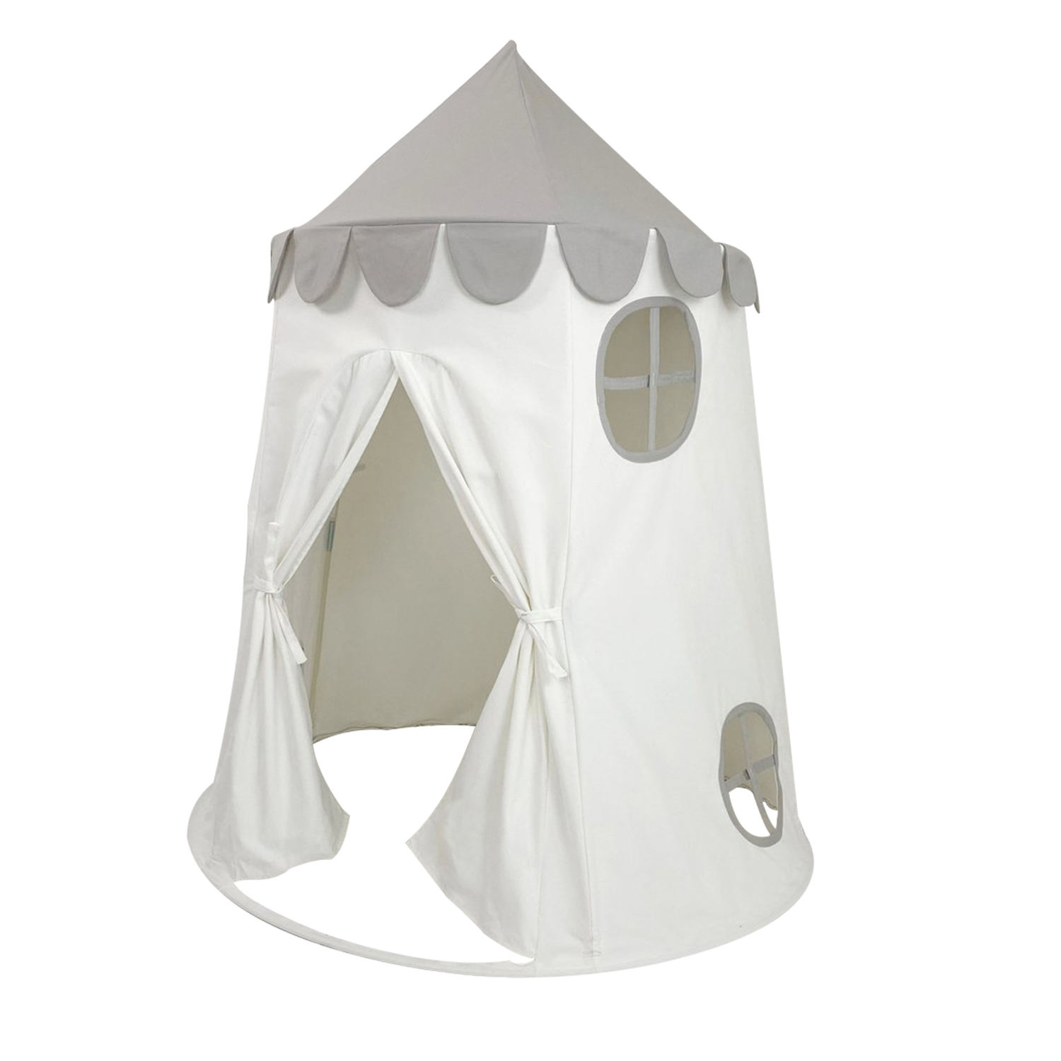 Wholesale kid indoor toy house teepee tent kids play tent kids pirate tent in home
