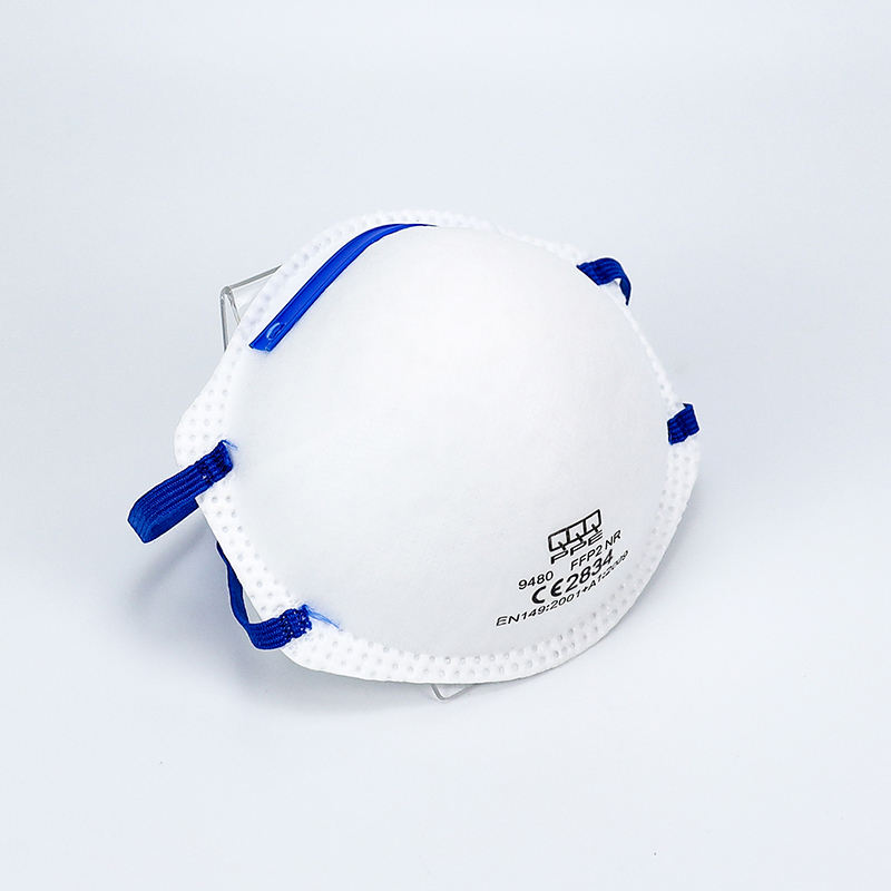 Spot non-foldable disposable high-protection Dust cup mask respirator FFP2 mask