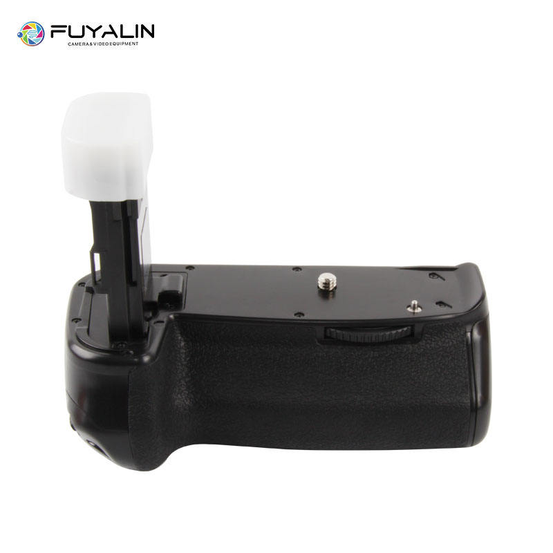 Vertical Battery Grip for Canon EOS 6D Mark II 6D2 6DII DSLR Camera Replacement BG-E21 Battery Holder Work with LP-E6