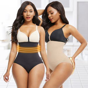 Compression Bauch Hohe Taille Shapewear Bauch-steuer Abnehmen Body Shaper Panty