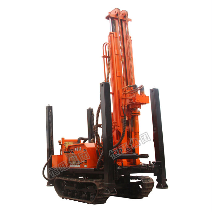 300M Pneumatic Crawler Rock Oilfield+Drilling+Rig