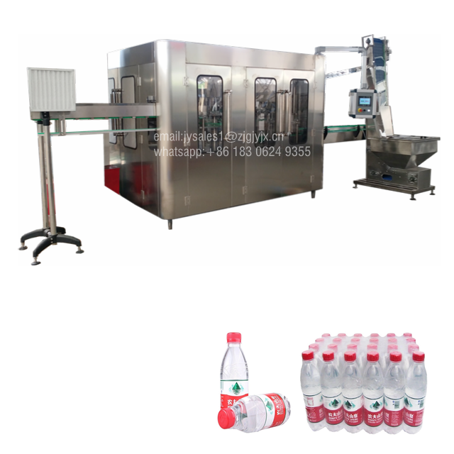 Monoblock Water Bottling Plant, Minral Water, Vitamin Water Filler And Capper