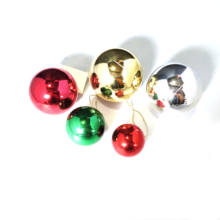 Plastic Christmas Ball with Logo christmas decoration special New year gifts hot Christmas Ball