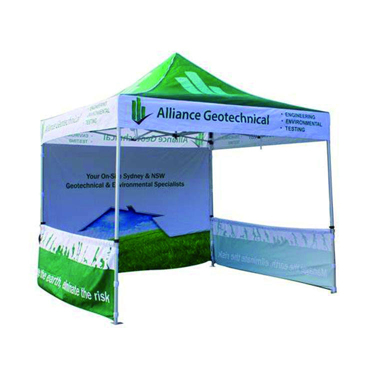 Pop up advertising tent marquee outdoor folding canvas party tent gazebo