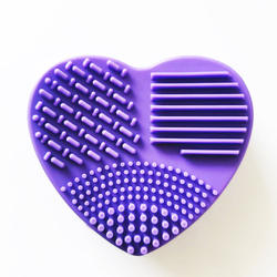 High Quality Makeup Tools And Accessories Silicone Makeup Brush Cleaner