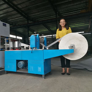 small business 1 color or 2 color automatic napkin paper making tissue machine