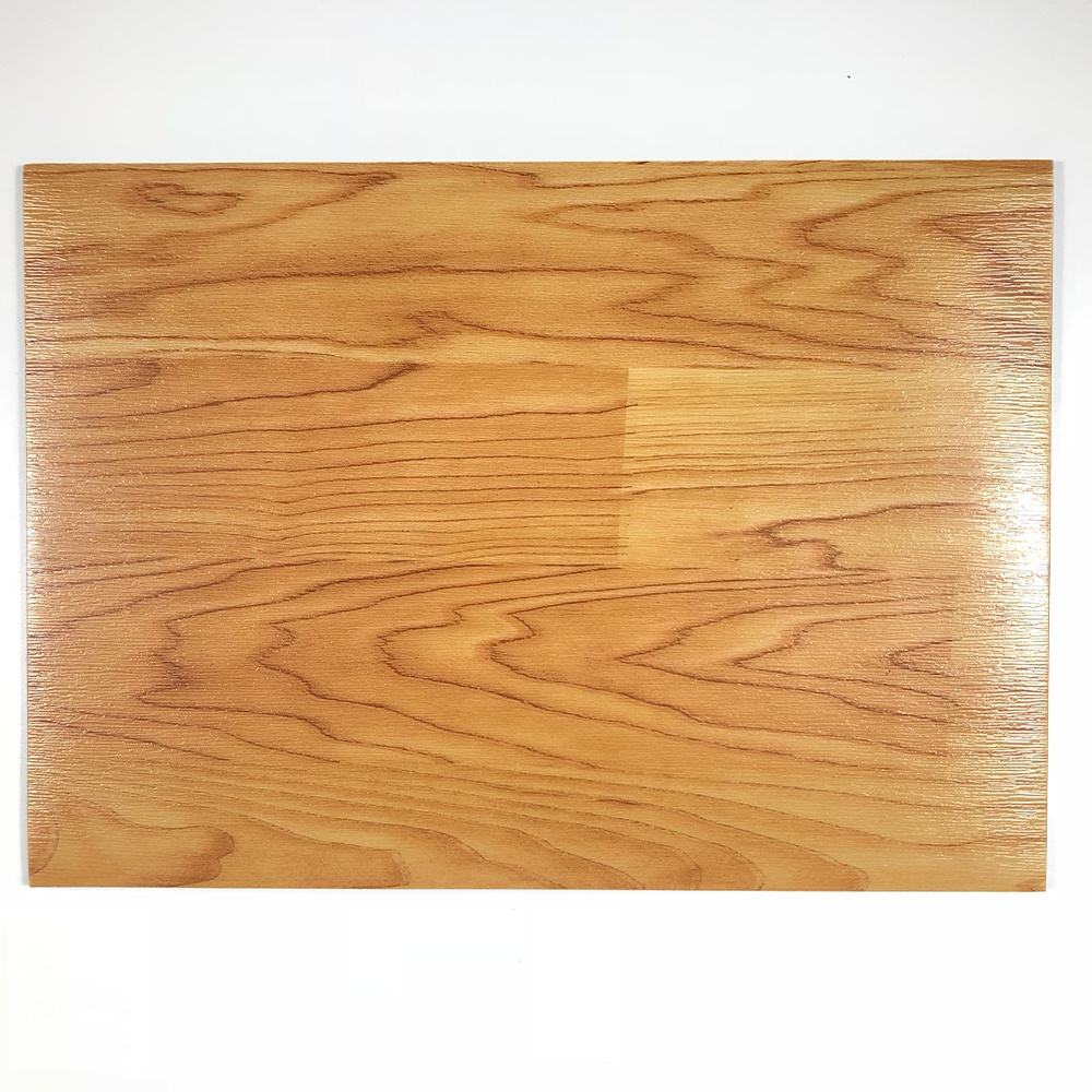 Used Wooden Pattern Series Basketball PVC Plastic Floors For Sale